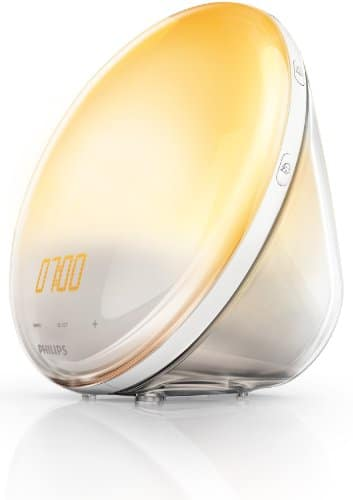 Philips Lichtwecker wake up light Test